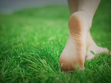 Barefoot Benefits (Touching The Earth Naked)