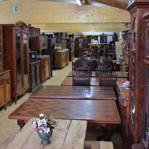 Roland Alber - Stuttgart Antiques big selection