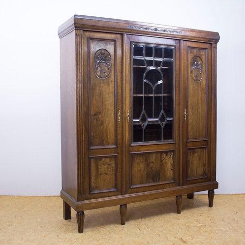 Bookcase - art nouveau