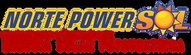 norte power sol logomarca belém pará brasil