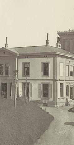 ursprüngliche Villa