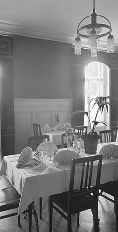 Speisesaal - Kurbad um 1910