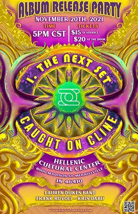 Album Release Party Ticket