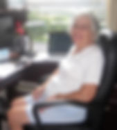 Jean P, Interiors for Seniors client, could not be happier with her move
