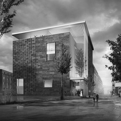NEW CULTURAL CENTRE OF ANDENNE