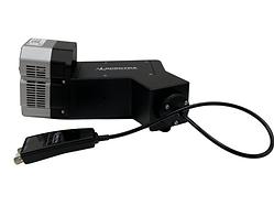 Dual Wavelength channel Raman spectrograph