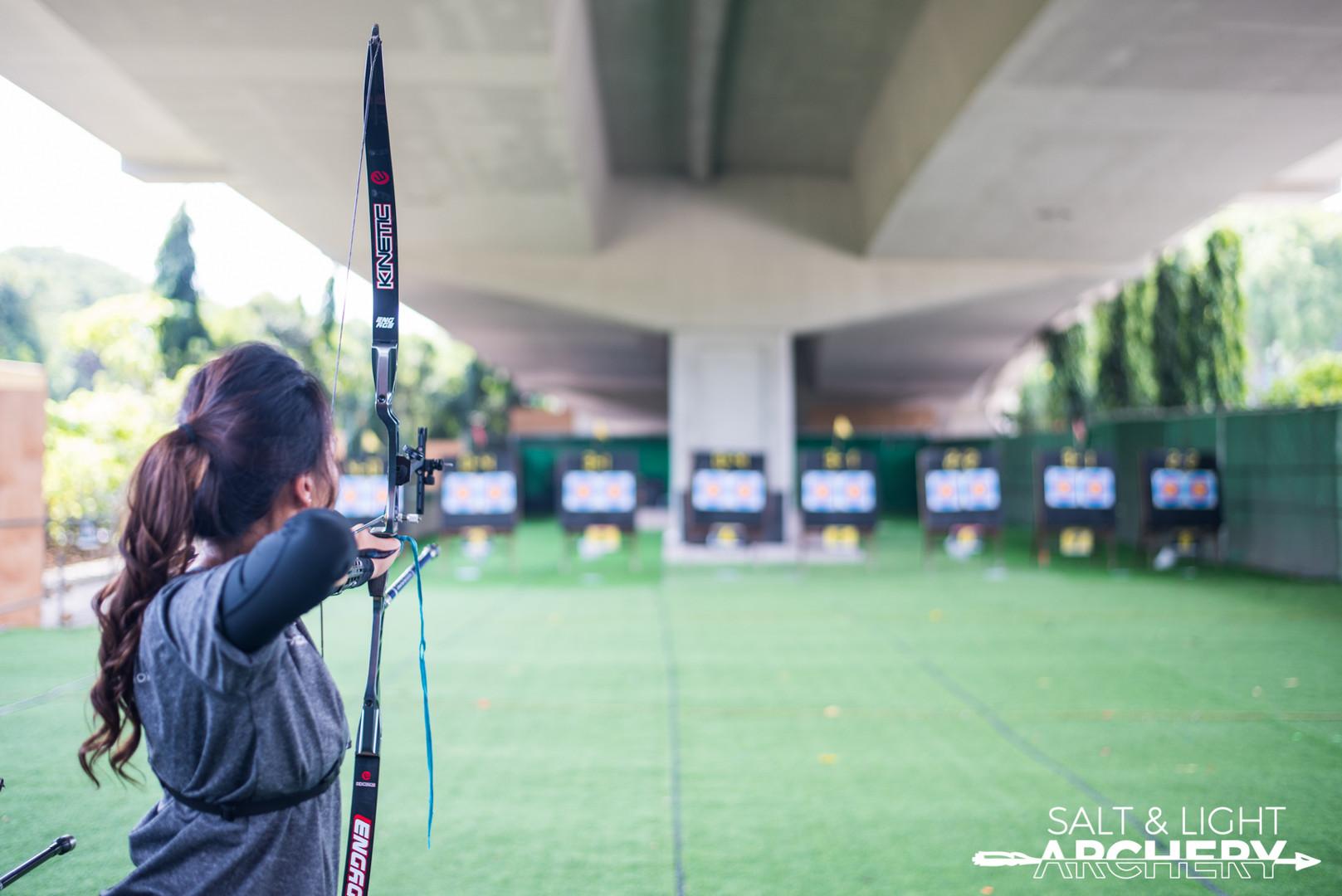 SLA 30m Archery Open