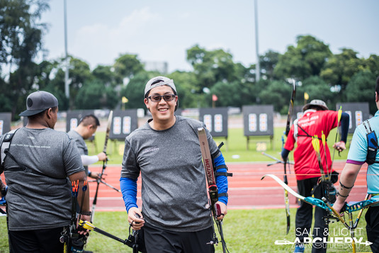 Singapore National Games 2018 Archery