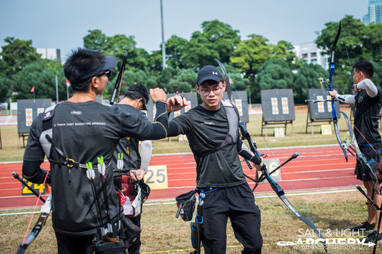 Singapore National Games Archery 2019
