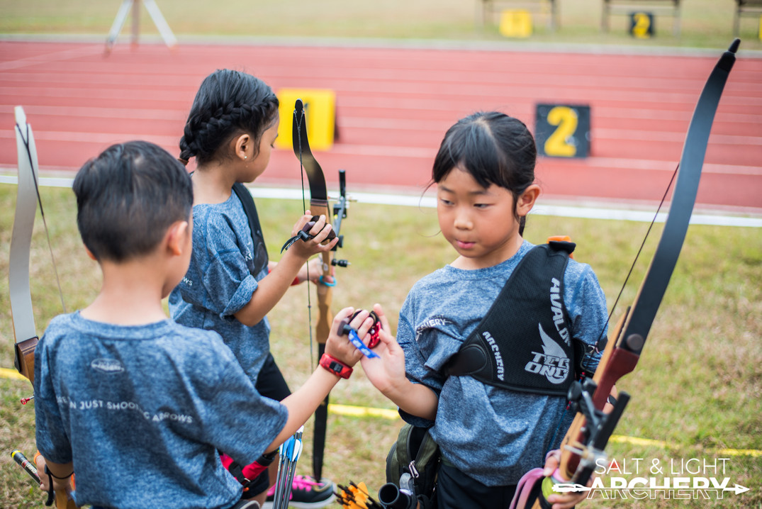 singapore junior archery