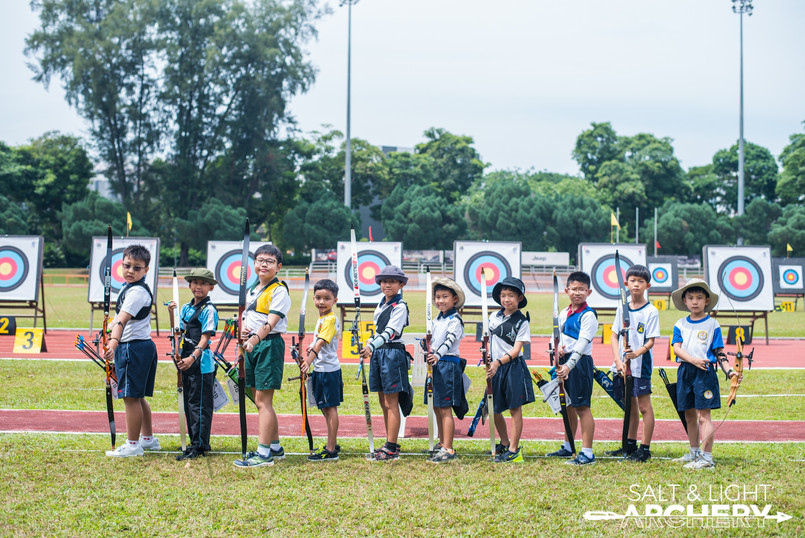 singapore archery interschool