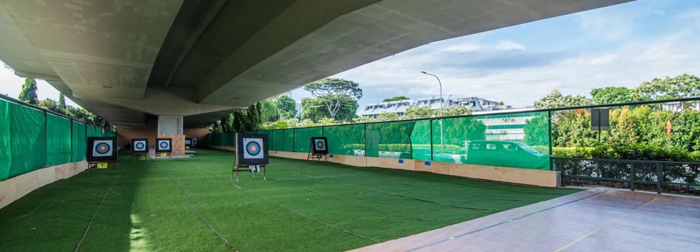 West Coast Highway Archery Range
