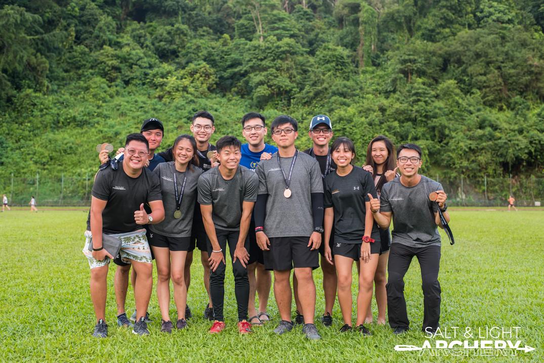 Singapore Archery Open 2019