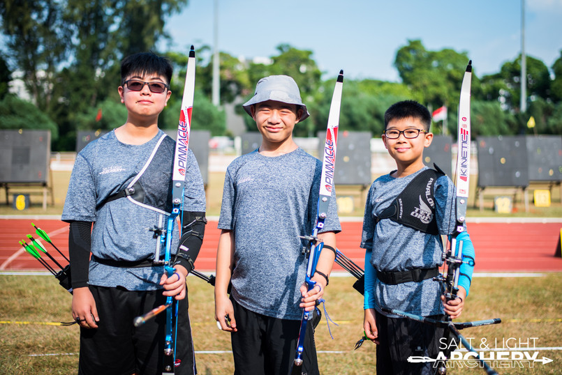 singapore youth archery