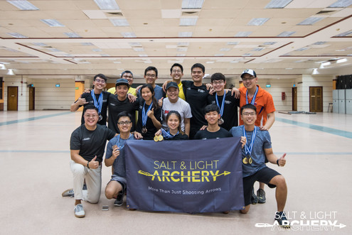NUS Indoor Archery 2019