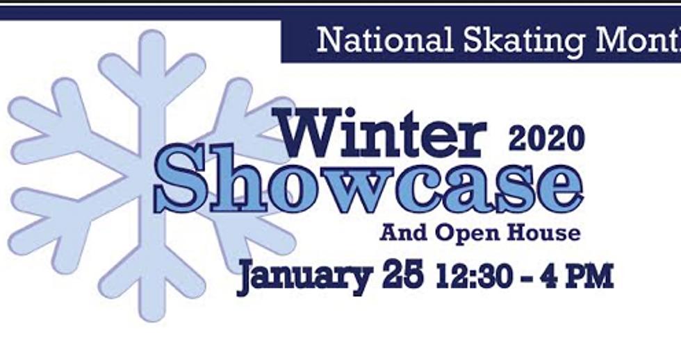 Winter Showcase & Open House!