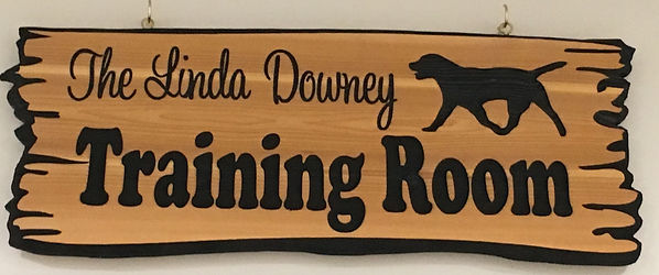 Dog Training Linda Downey Training Room