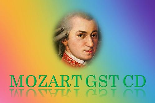 MOZART GST CD(教育用)