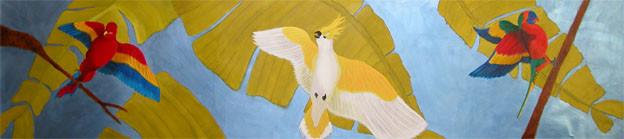 Bird Series No. 1