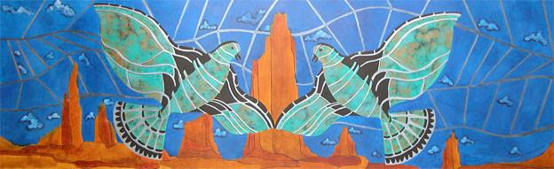 Native American Series No. 2
