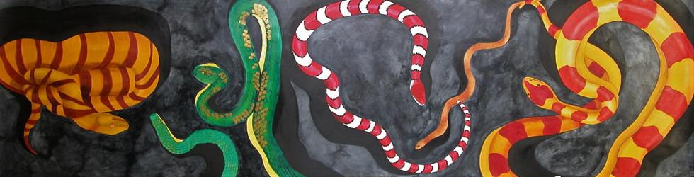 Snake Series No. 1