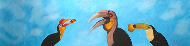 Bird Series No. 4