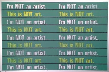 Artist Detention