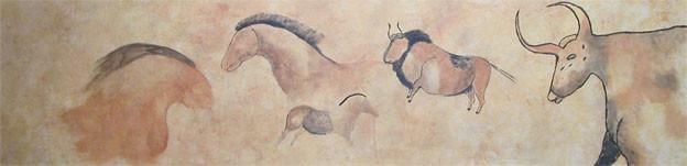 Cave Art Series No. 1