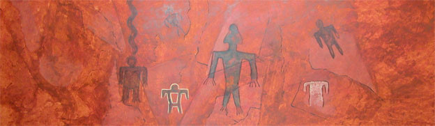 Cave Art Series No. 2