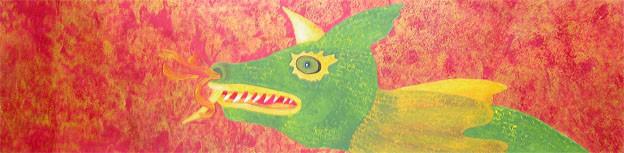 Chinese Dragon Series No. 4