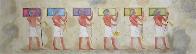 Egyptian Series No. 2