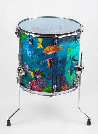 Ladies of the Ocean-Floor Tom-Side