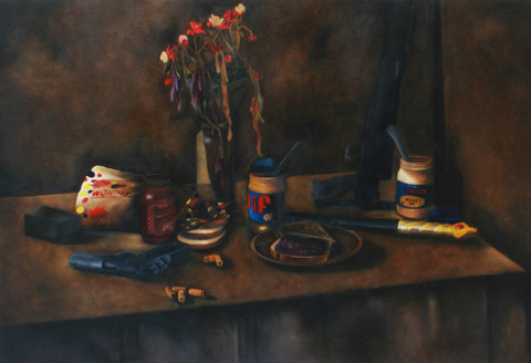 Still Life with Weapons