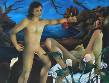 Myth & Transformation: Adam & Eve