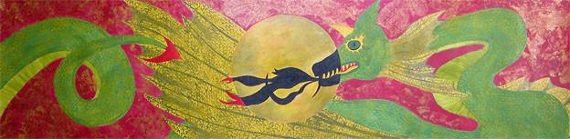 Chinese Dragon Series No. 1