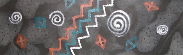 Cave Art Series No. 3
