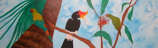 Bird Series No. 2