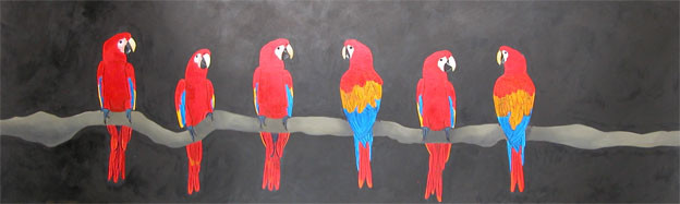 Bird Series No. 3