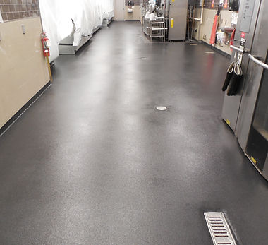 Grocery Epoxy Flooring
