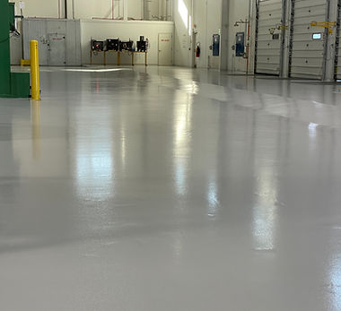 Manufacturing Epoxy Floors