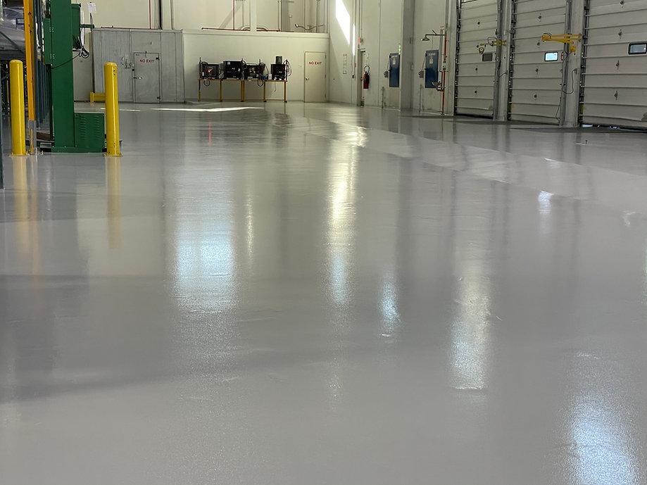 Epoxy Flooring Services Raleigh