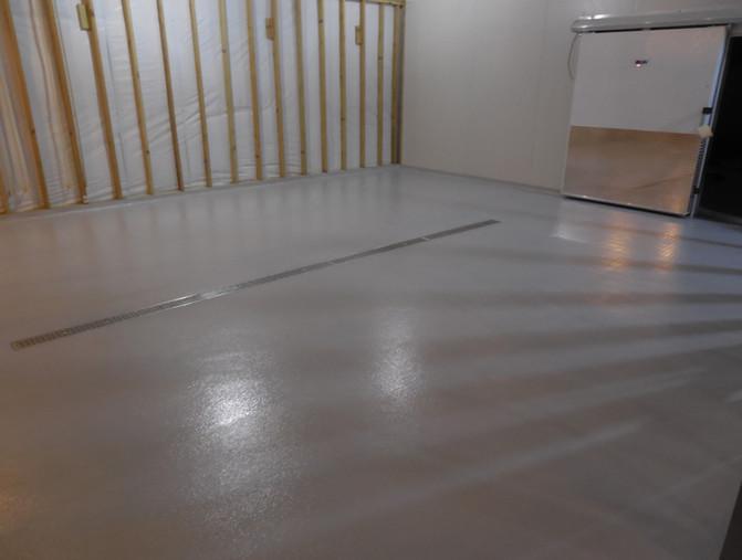 Manufacturing Epoxy Floors