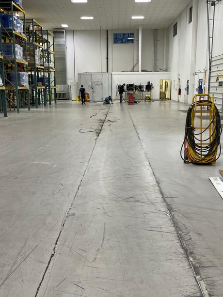 Actual Floor
