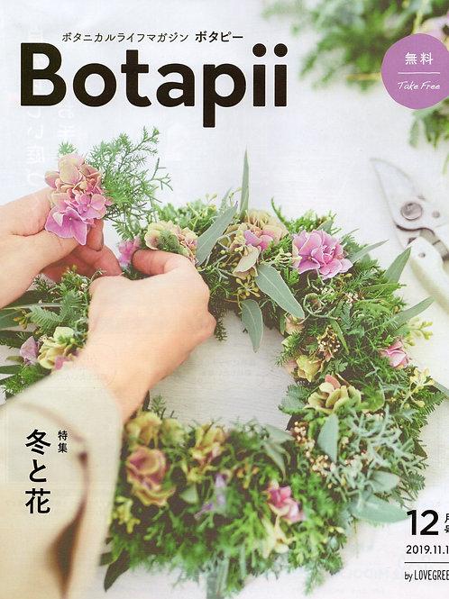 【1人1点】ボタピー2019年12月号
