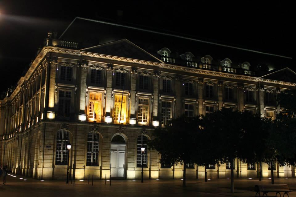 Place de le Bourse Bordeaux