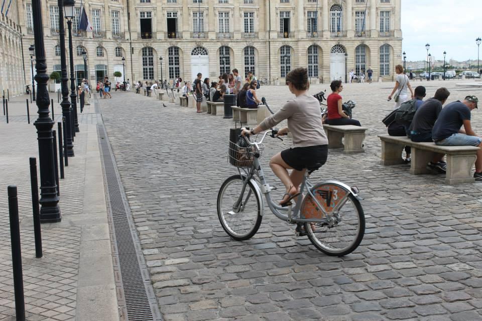 Cycling Bordeaux