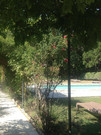 Pool at La Bastide du Bois Breant Maubec
