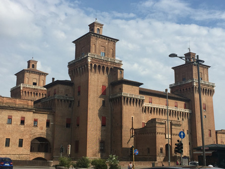 Hidden Italy: Emilia-Romagna & Lombardy  Part I: Ferrara & Ravenna