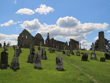 Exploring our ancient heritage at Clonmacnoise
