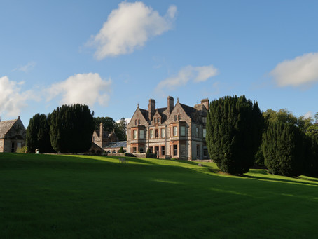 Escape to the Chateau: A Rural Retreat at Castle Leslie